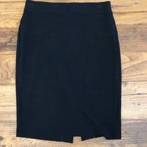 Candie's Skirts - Black pencil skirt